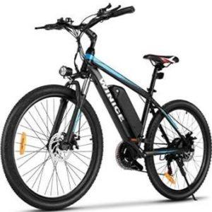 Bicicleta de montaña con batería de litio Vivi