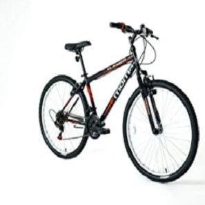 Bicicleta de montaña Moma con llantas de aluminio