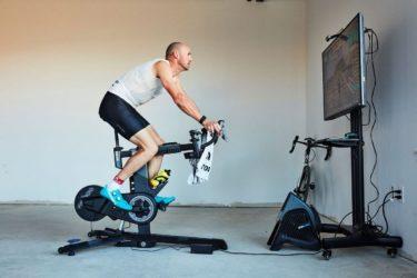 Bicicletas estáticas para entrenar ascensiones en montaña