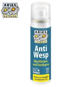 Spray anti-avispas Aries